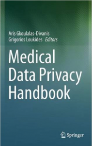 Medical data privacy book
